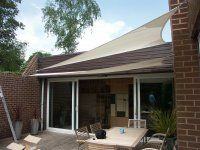 Shade Sail Awnings